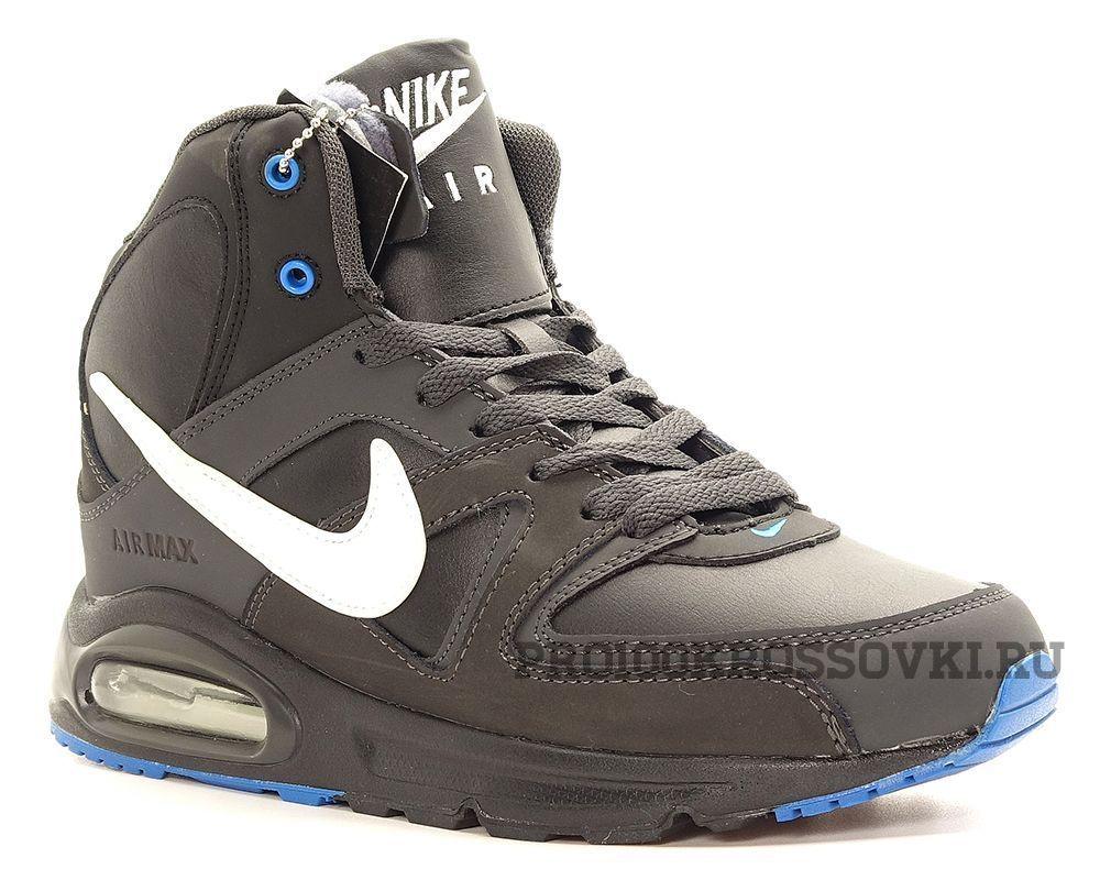 cba27462 ... Nike Air Max 90 Skyline зимние высокие с мехом ...