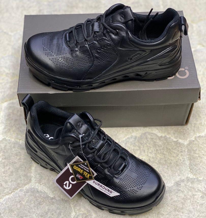 Осенне-зимние ботинки Ecco Gore-Tex ver2