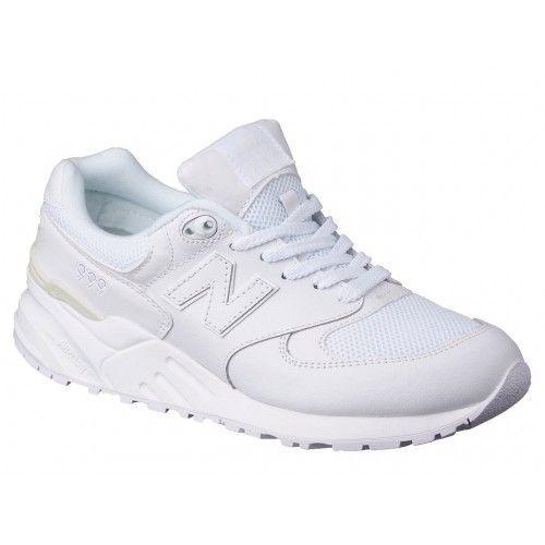 кроссовки New Balance 999 белые