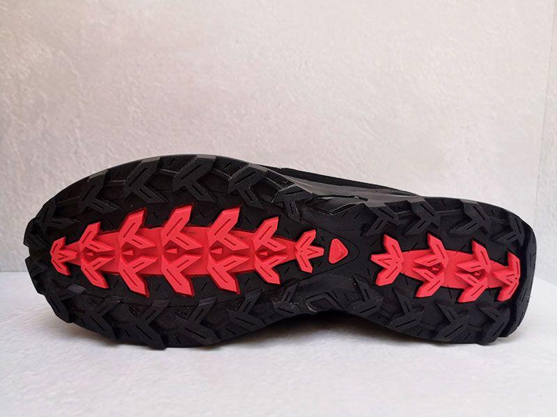 кроссовки Salomon Shell Waterproof осень-зима
