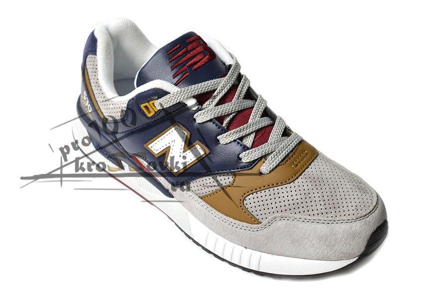 кроссовки New Balance 530 мужские многоцветные