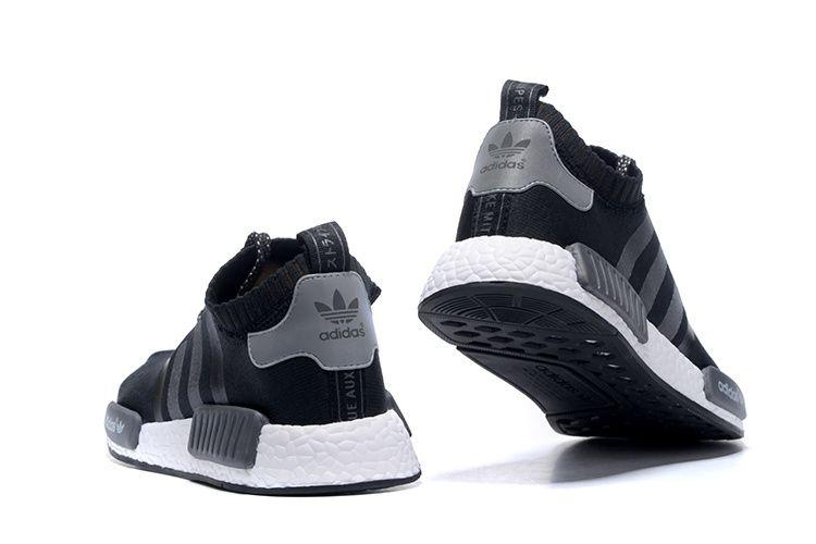 кроссовки Adidas NMD Runner Primeknit черные