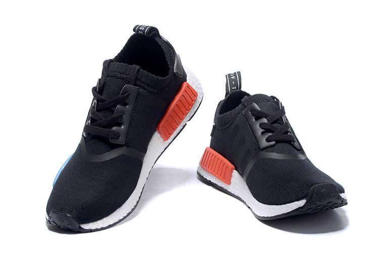 кроссовки Adidas NMD Runner Primeknit black