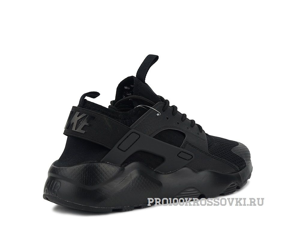 Кроссовки Nike Air Huarache Ultra (black)