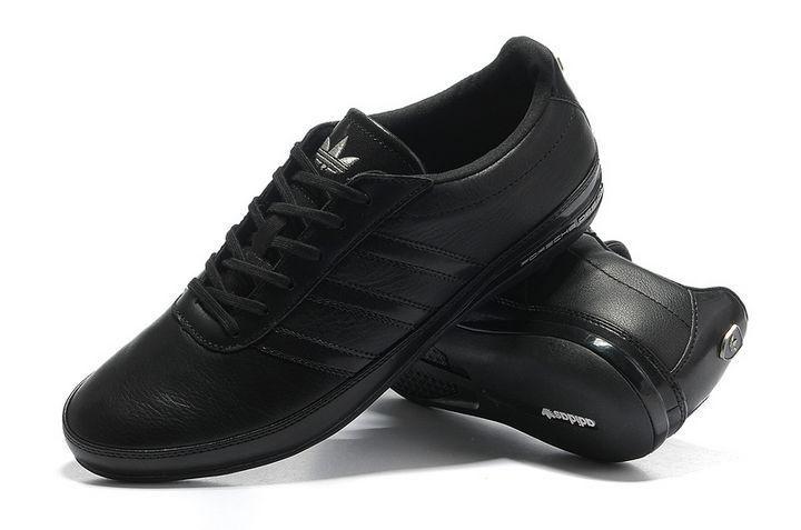 кроссовки Adidas Porsche Design S3 графитовые