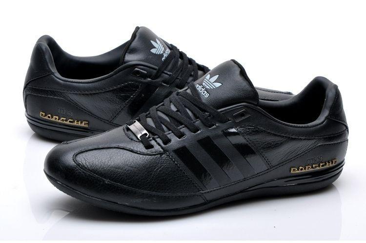 кроссовки Adidas Porsche Design Typ 64 черные