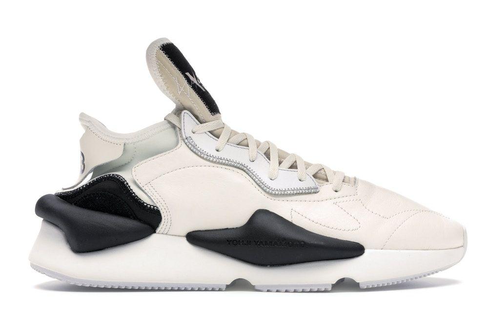 Adidas Y-3 Kaiwa White Black