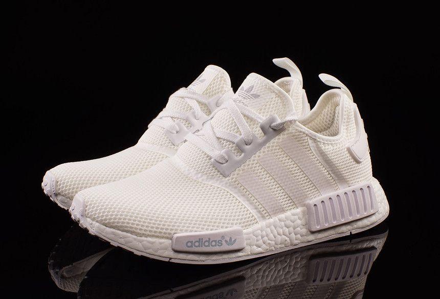 кроссовки Adidas NMD Runner Core WHITE