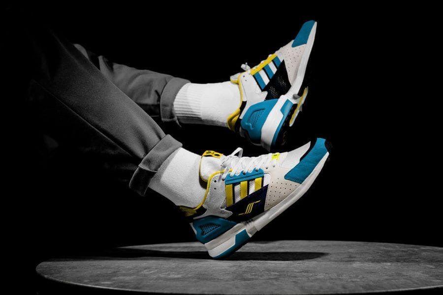 кроссовки Adidas ZX 10000x Overkill