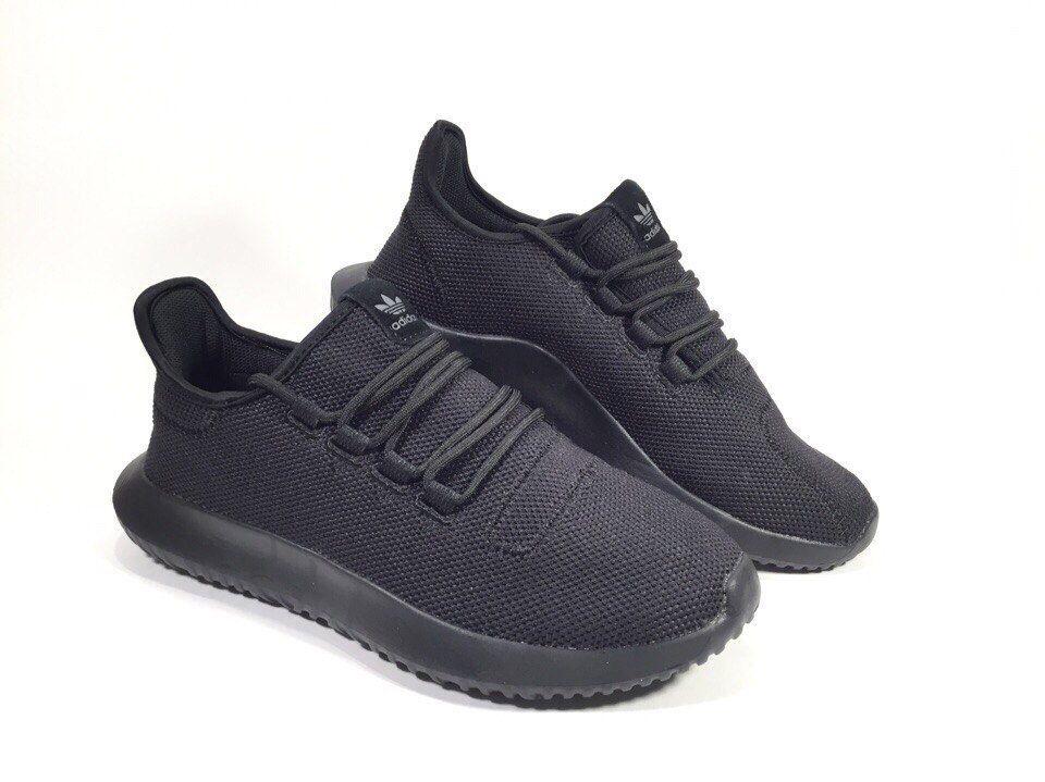 кроссовки Adidas Tubular Black
