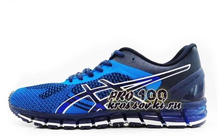 Asics GEL-Quantum 360 Knit Blue