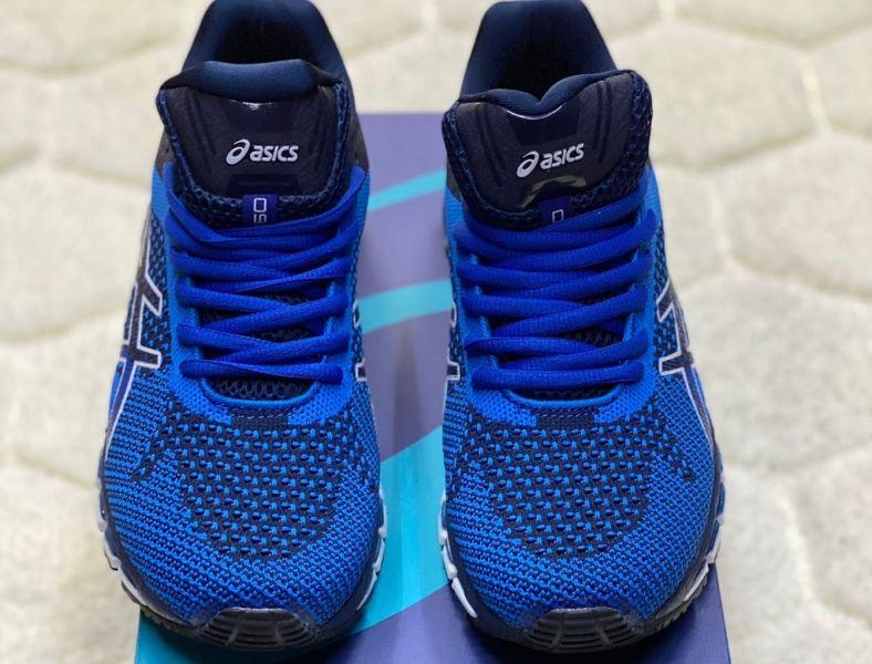 Asics GEL  Kayano Trainer Knit Blue