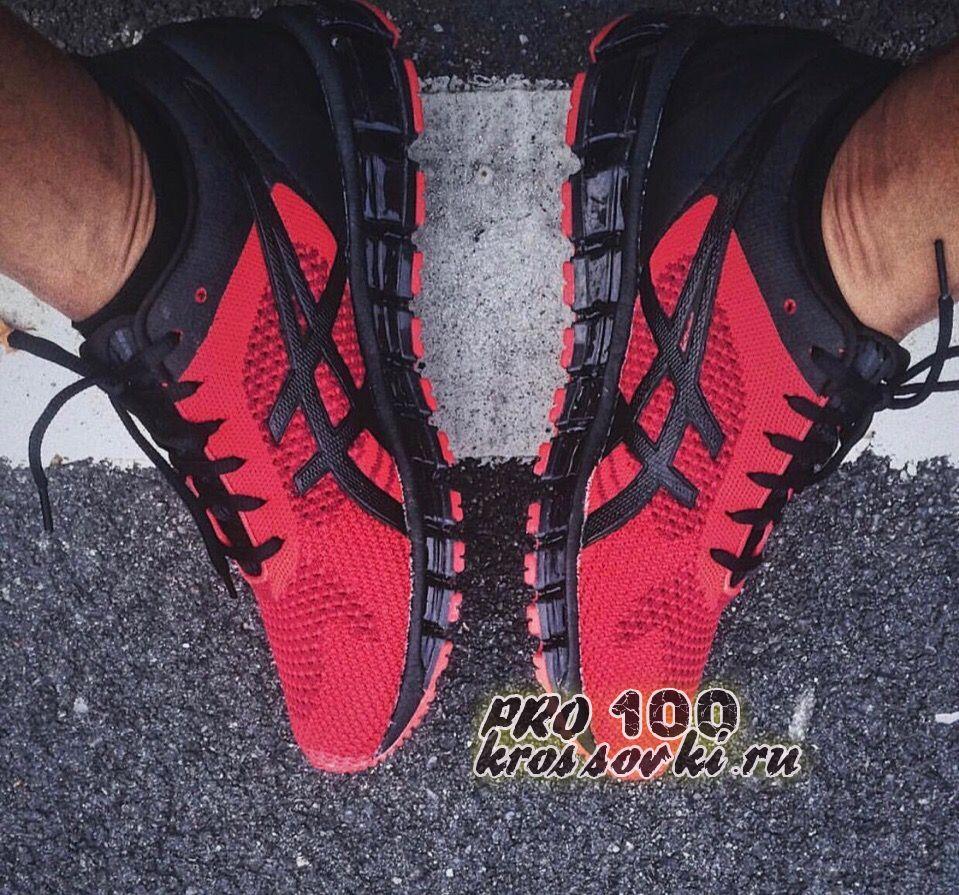 Asics GEL-Quantum 360 Knit Red
