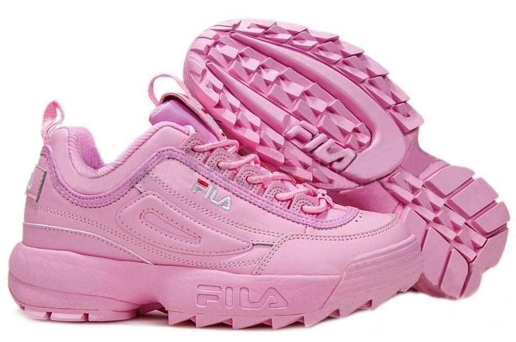 Кроссовки FILA Disruptor II Pink