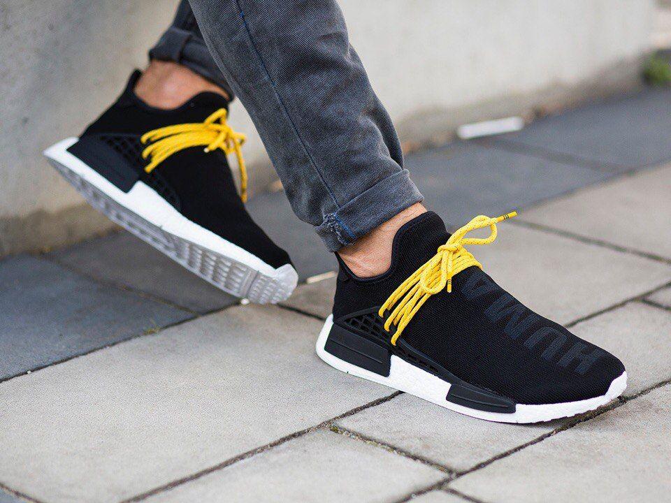 Adidas Human Race NMD x Pharrell Williams Black