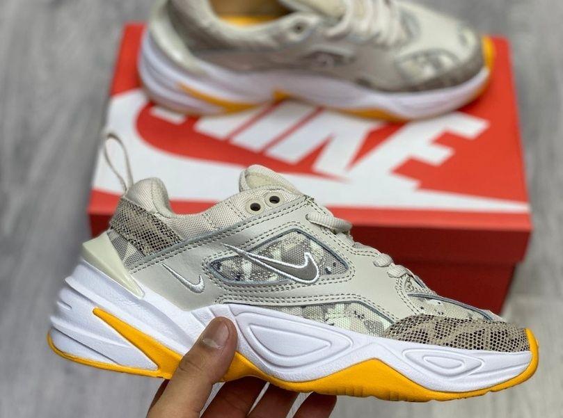 Кроссовки Nike M2K Tekno Desert Camo Shake