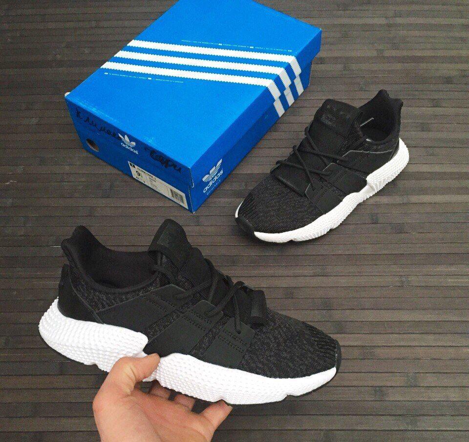 Кроссовки Adidas Prophere Black-White