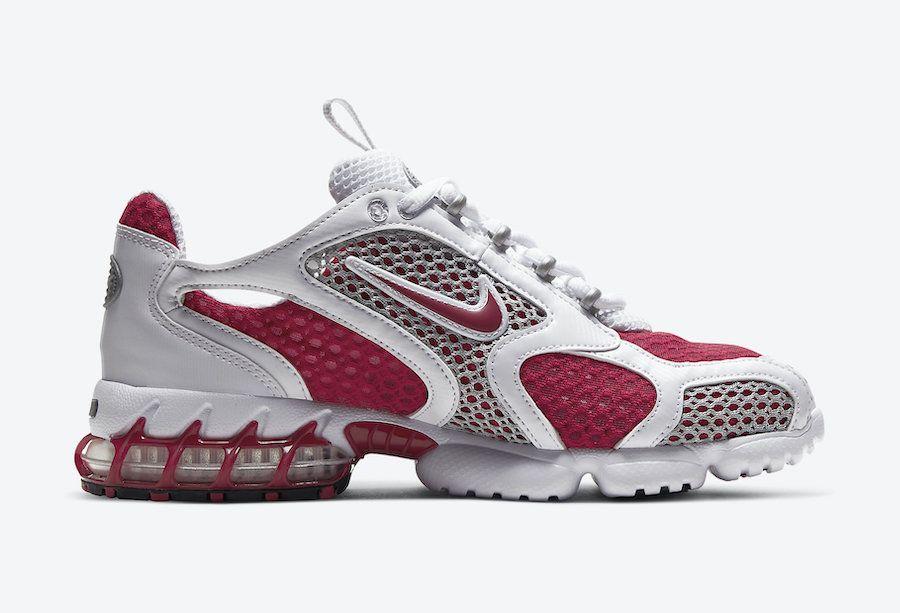 "Nike Air Zoom Spiridon Cage 2 ""Varsity Red"""