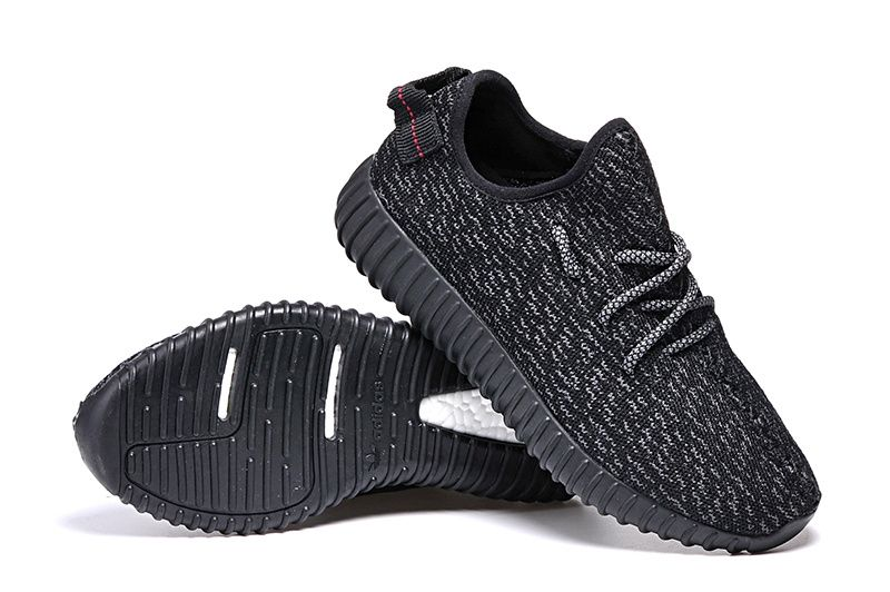 """Adidas Yeezy Boost 350 """"Pirate Black"""" By Kanye West"""
