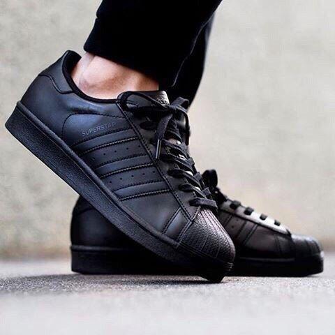 Adidas Superstar 2 Black