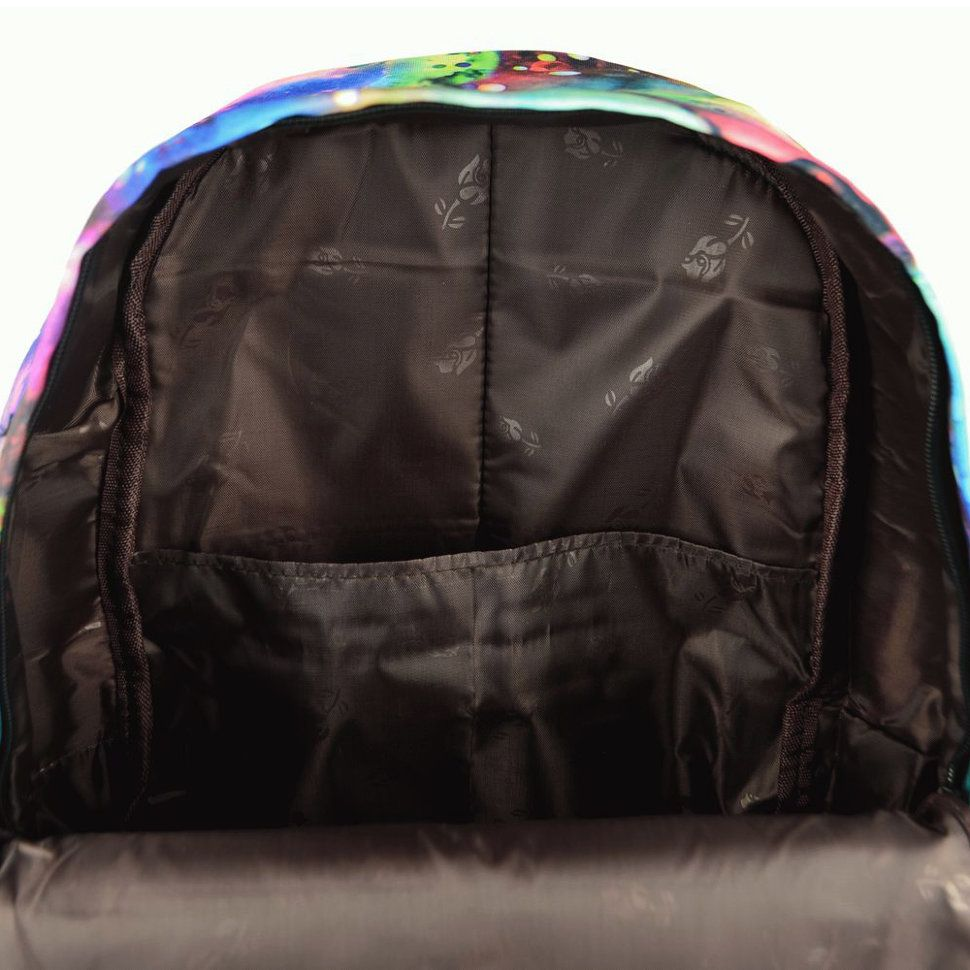Рюкзак с космическим принтом