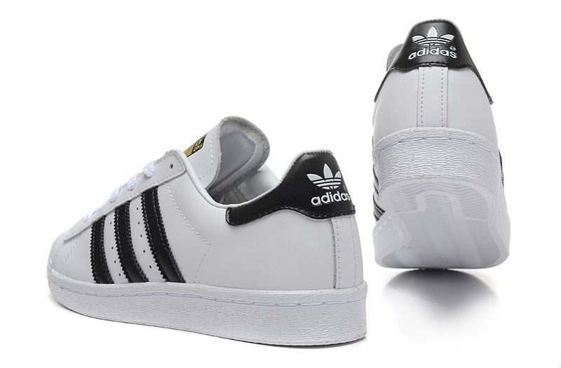 Adidas Superstar II (White/Black)