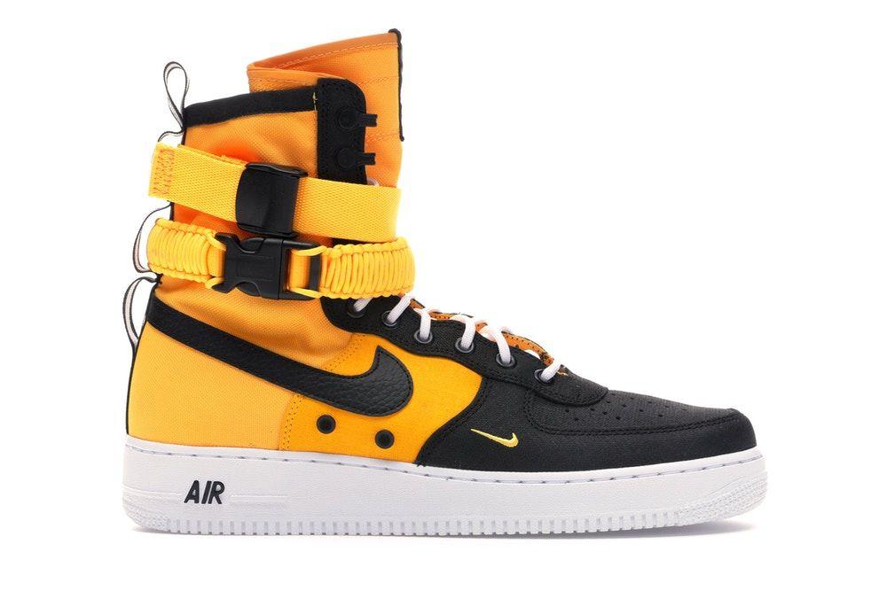 Nike SF Air Force 1 High Laser Orange