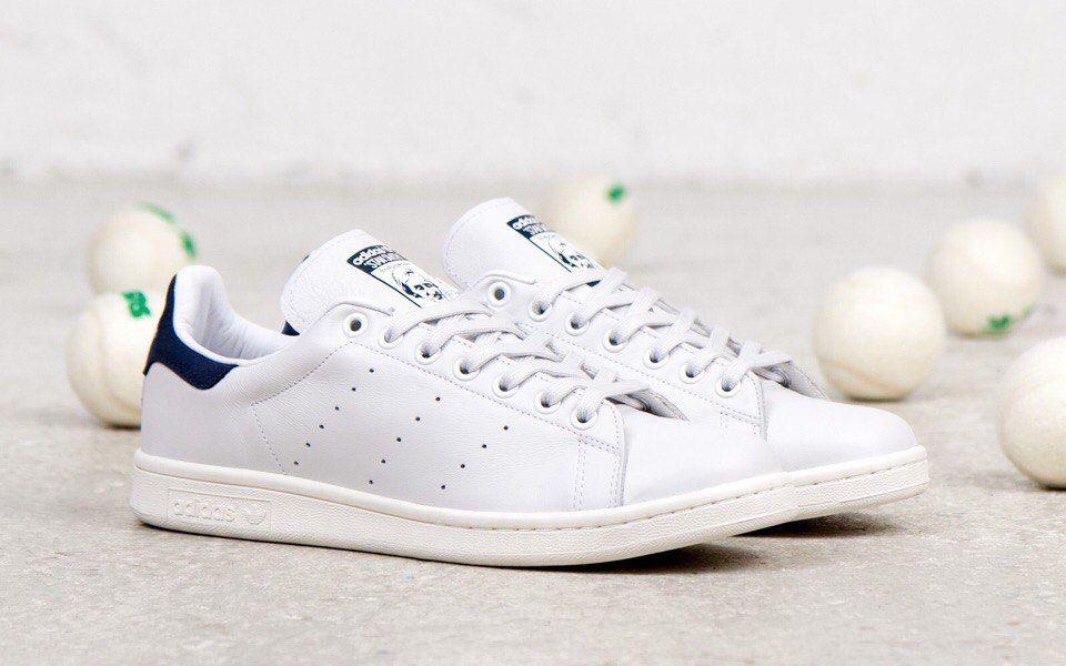 Adidas Stan Smith (белые/черные)