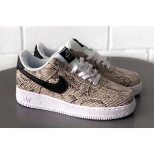 кроссовки Nike Air Force 1 Snakeskin-effect
