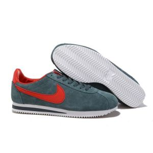 Nike Cortez женские (зеленосерые)
