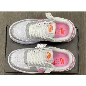 Nike Air Force 1 Shadow Grey Pink
