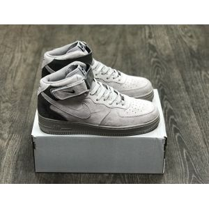 кроссовки Nike Air Force 1 Mid X Reigning Champ Grey