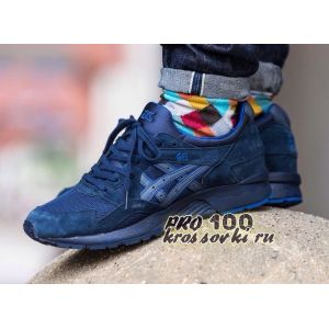 мужские кроссовки Asics Gel Lyte 5 синие