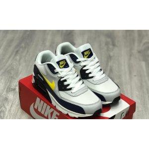 Nike Air Max 90 Black Grey Yellow