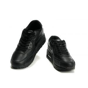 Nike Air Max 90 (черные)