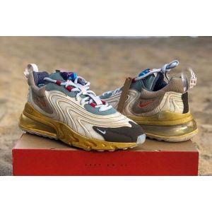 Кроссовки Travis Scott x Nike Air Max 270 React