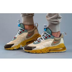 Кроссовки Travis Scott x Nike Air Max 270 React