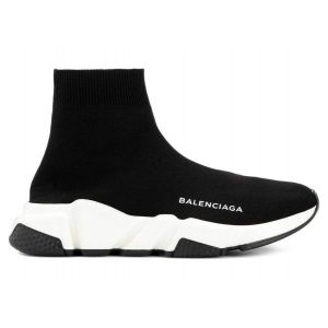 Кроссовки Balenciaga Speed Trainer (Black/White)