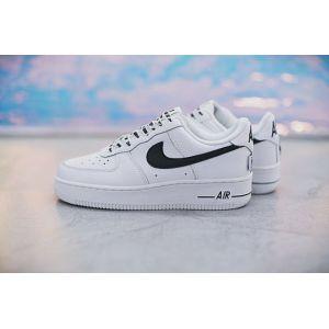 кроссовки Nike Air Force AF 1 NBA белые
