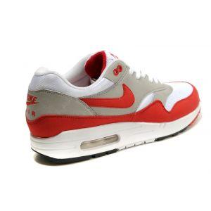 Nike Air Max 87 серые/красные