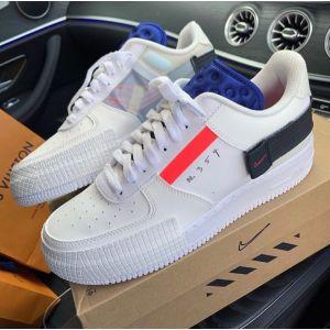 Кроссовки Nike AF1-Type Low N. 354 белые