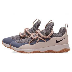 Женские  Nike City Loop серо-розовые
