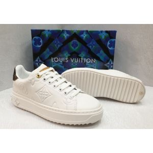 Женские кроссовки Louis Vuitton White