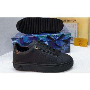Кроссовки Louis Vuitton Black