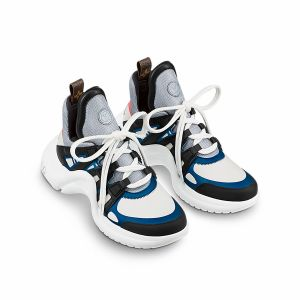 Louis Vuitton Archlight Sneaker белый-черный-синий