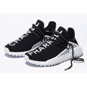 кроссовки Adidas NMD  X PW (Black/White)