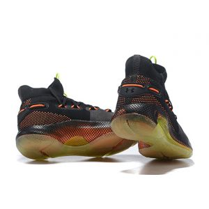 Under Armour Basketball Shoes Curry 6 High Black / Grey / Orange