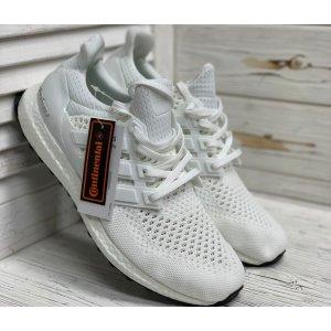 "Adidas ""Yeezy"" Ultra Boost (белые)"