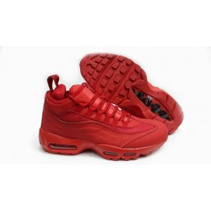 Кроссовки Nike Air Max 95 мужские Sneakerboot Red