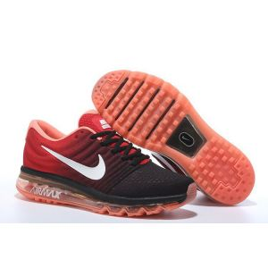 Nike Air Max 2017 черно красные